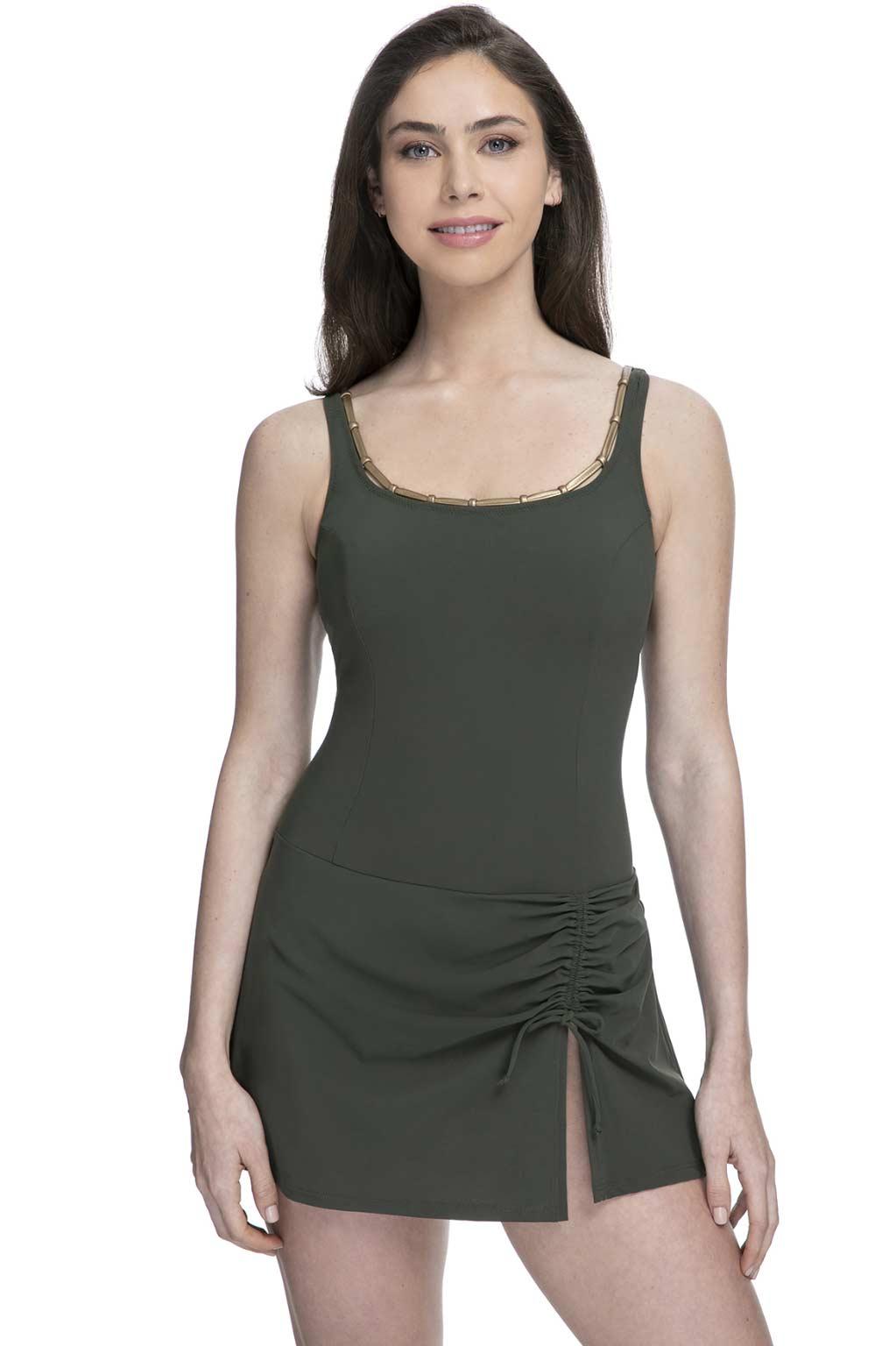 בגד ים שלם Turkiz לנשים - צבע לבחירה
