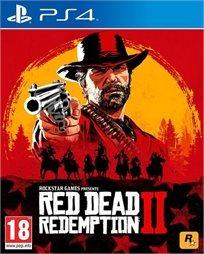 Red Dead Redemption 2 Ps4  אירופאי!