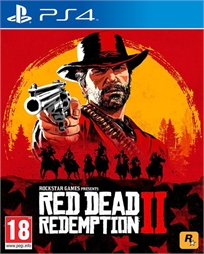 Red Dead Redemption 2 Ps4  אירופאי!