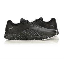 נעלי ריצה מקצועיות לגברים Li Ning Cloud 4 Flame Cushion Running בצבע שחור