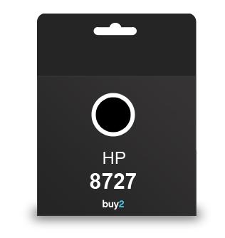 ראש דיו תואם HP 8727 שחור
