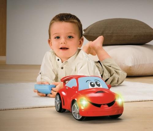 מכונית עם שלט ואורות בעלת 4 כיווני נסיעה Johnny Coupe - תמונה 2