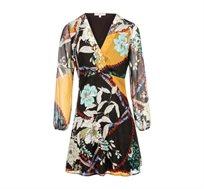 שמלת מיני MORGAN פרחונית צבעונית