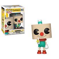 Funko Pop - Cuppet (Cuphead) 413 בובת פופ