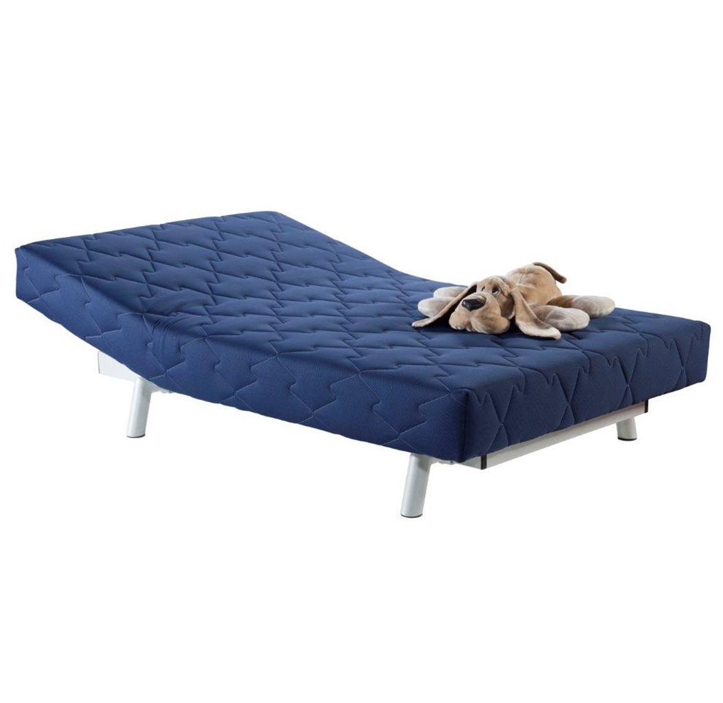 מיטת נוער מתכווננת בעלת 2 מנועים דגם Happy עם מזרן Visco אורטופדי  Aeroflex+מגן מזרן מתנה! משלוח חינם - תמונה 4