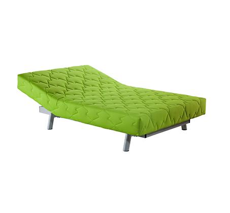מיטת נוער מתכווננת בעלת 2 מנועים דגם Happy עם מזרן Visco אורטופדי  Aeroflex - תמונה 6