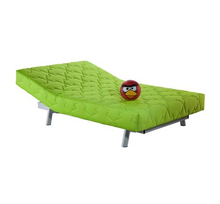 מיטת נוער מתכווננת בעלת 2 מנועים דגם Happy עם מזרן Visco אורטופדי  Aeroflex - תמונה 5