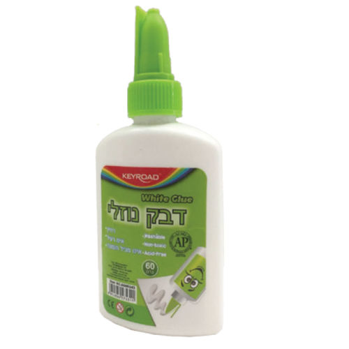 דבק פלסטי בבקבוק - 60 גרם