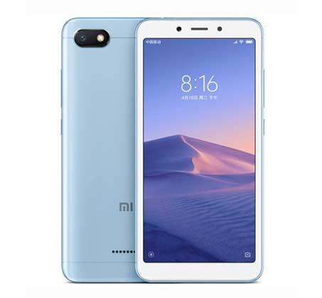 """סמארטפון Xiaomi Redmi 6A מסך """"5.45 בנפח 16GB+2GB RAM"""