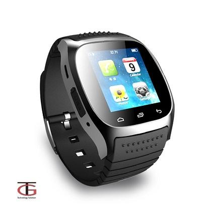 SMART WATCH שעון תומך-Apple/Android כולל מענה לשיחות, צילום תמונות
