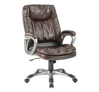 כסא מנהלים HOMAX בריפוד עור סינטטי
