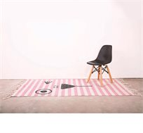 שטיח מעוצב לחדרי ילדים במבחר צבעים