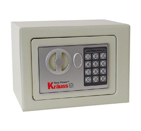 כספת דיגיטלית KRAUSS דגם KR-18 לאחסון נשק