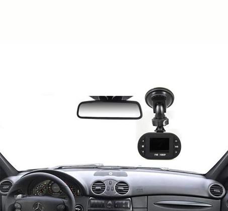 נלחמים בתאונות הדרכים! מצלמת דרך FULL HD 1080P לרכב עם מסך LCD, מתאים לכל רכב כולל מוניות ואוטובוסים - תמונה 4