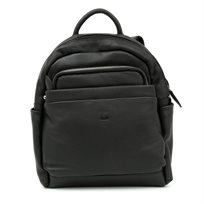 Valentini - תיק עור 14006 בצבע שחור