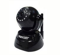 מצלמת IP אלחוטית צבעונית ממונעת עם שליטה מלאה מסמארטפון או מחשב מרוחק כולל אפשרות הקלטה