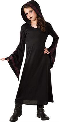 גלימה גוטית - מכשפה דלוקס