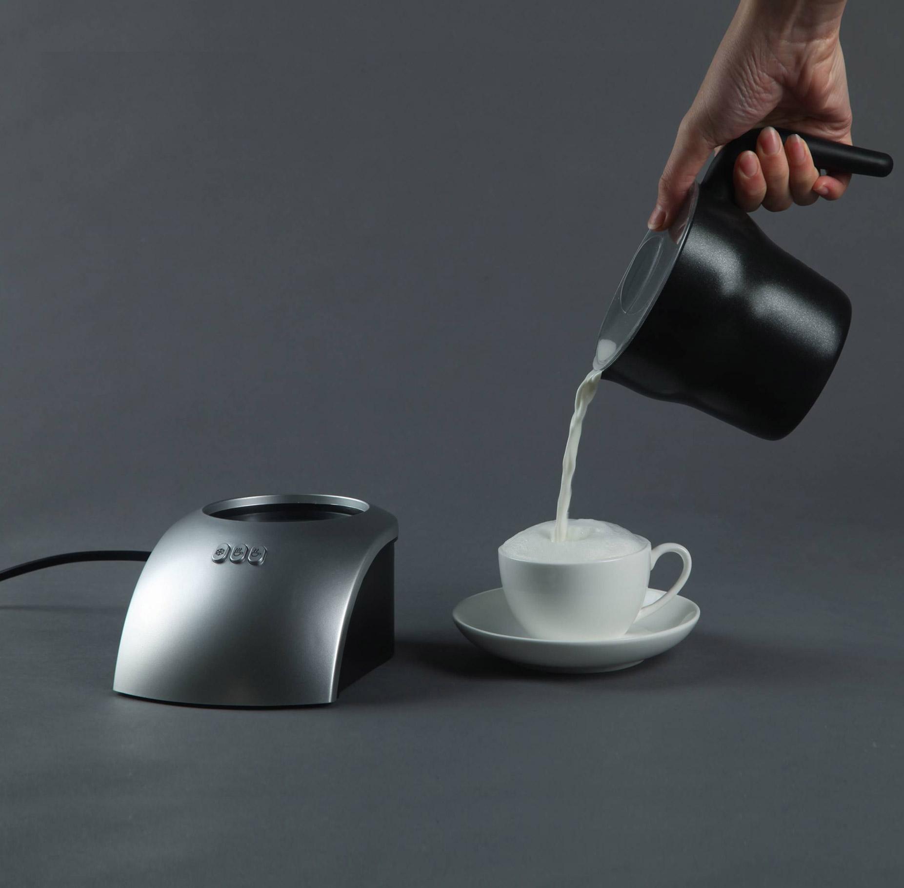 שדרגו את הבוקר שלכם! מקציף חלב מדגם MIA ESPRESSO מהדור החדש! משלוח חינם - תמונה 2