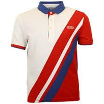 BOSS בוס (16-10 שנים) חולצת פולו סמל בצד