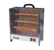 תנור חימום ספירלות GRAETZ 1800W דגם GR-1003