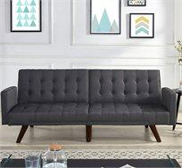 ספת ישיבה תלת מושבית נפתחת למיטה דגם קומפורט