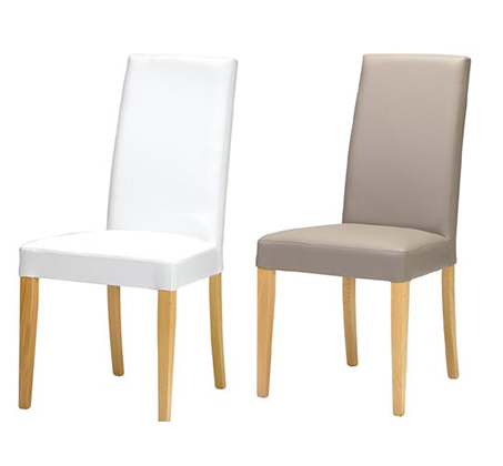 פינת אוכל נפתחת בעיצוב כפרי כוללת 6 כיסאות בריפוד דמוי עור דגם מונט ביתילי - תמונה 6