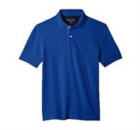 חולצת פולו NAUTICA דגם K51701-4MM לגבר בצבע כחול רויאל