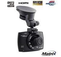 """מצלמת דרך עם מסך 2.7"""" בעיצוב חדשני, איכות HD 1080P, זוית צילום של 140 מעלות, G-Sensor ויציאת HDMI"""