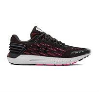 נעלי ריצה Under Armour Charged Rogue לנשים בצבע שחור/ורוד