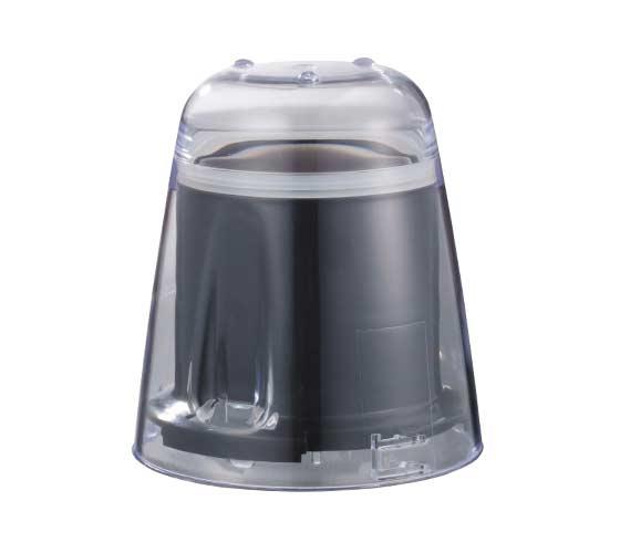 בלנדר זכוכית ומטחנת קפה ותבלינים GOLD LINE בעל מיכל בנפח 1.5 ליטר ומנוע עוצמתי 375W - תמונה 3