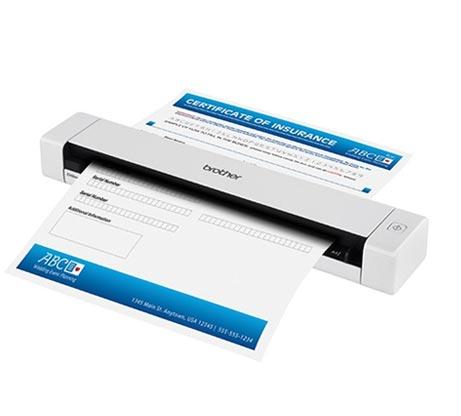 סנסציוני סורק מסמכים וכרטיסים נייד בחיבור USB למחשב, ללא צורך במקור חשמל KT-23