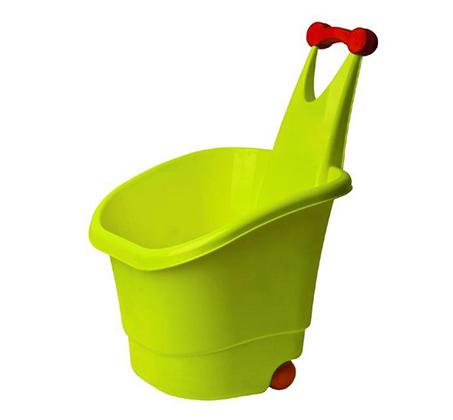 עגלת טרולי לצעצועי ילדים למשחק ואחסון PAL PLAY - תמונה 2