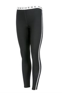 Skechers נשים // Black Tights