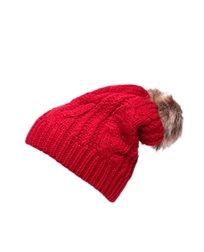 כובע צמר לודי פונפון