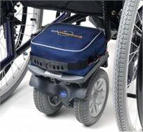 מנוע עזר לכסא גלגלים דגם Powerpack Solo