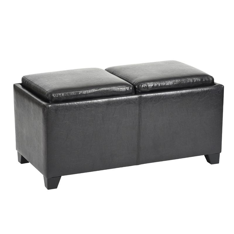 הדום ענק דגם ברוש ההופך ממושב לשולחן הגשה לסלון, חדר אירוח או חדר שינה - תמונה 4
