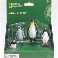 מארז חיות אוקינוס וקוטב National Geographic - פינגווינים