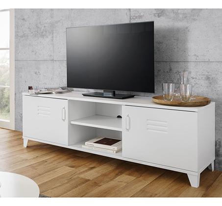 מזנון טלוויזיה מעוצב דגם FACTORY - משלוח חינם