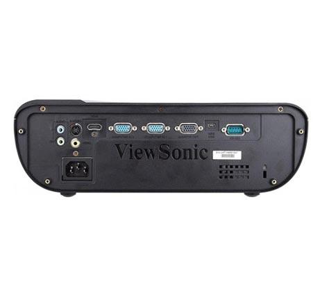 מקרן קולנוע עם ניגודיות גבוהה וחיבור HDMI דגם ViewSonic PJD5155 - משלוח חינם - תמונה 3