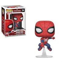 Funko Pop - Spiderman (Spiderman) 334 בובת פופ