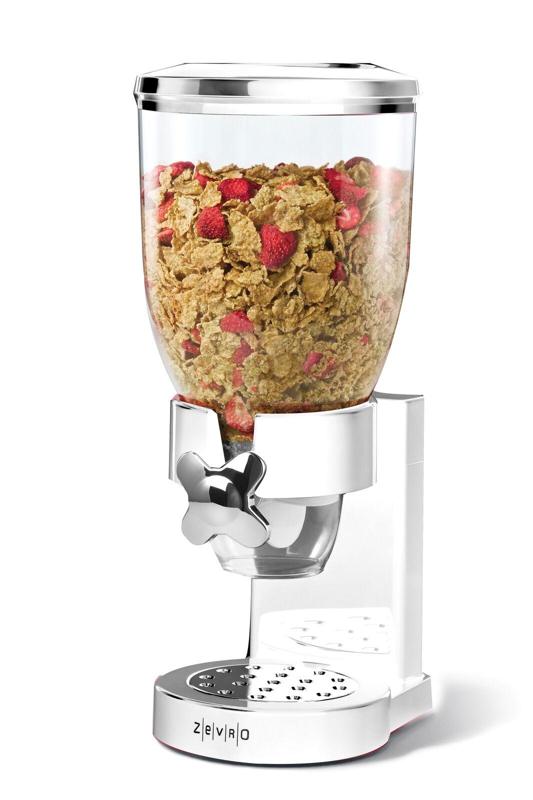 מתקן דגני בוקר food appeal מעוצב ZEVRO במגוון צבעים לבחירה - תמונה 3