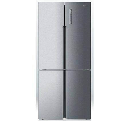 מקרר נירוסטה 4 דלתות נפח 487 ליטר No Frost דגם HRF460FSS
