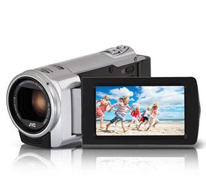 מצלמת וידאו Full HD מתקדמת מבית JVC