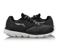 נעלי ריצה/אימון לנשים Li Ning Lightweight Running בצבע אפור כהה