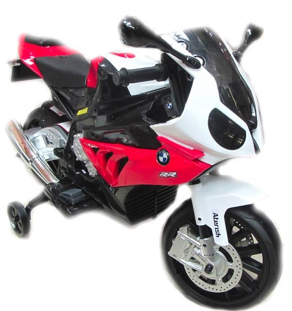 אופנוע Bmw   אדום - 12 וולט