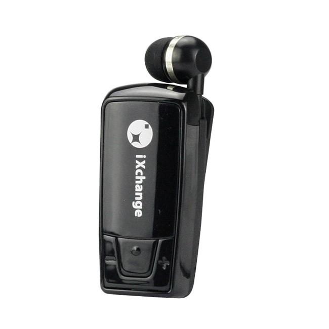 אוזניית קליפס iXchange UA06XB עם מיקרופון כפול לנוחות ואיכות ללא פשרות!!
