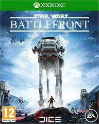 Xbox One Star Wars Battlefront אירופאי!
