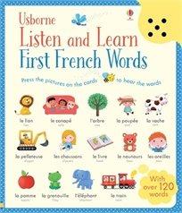 ספר צלילים ללימוד צרפתית - מילים ראשונות