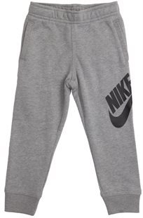 Nike ילדים קטנים // Futura Cuff Pant Gray