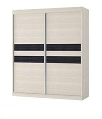 ארון הזזה 2 או 3  דלתות בעל מנגנון טריקה שקטה דגם פריז תוצרת LIVINGROOM